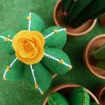 detall flor groga