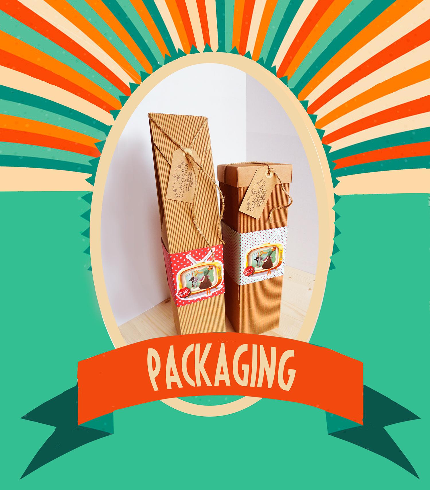packaging regal pels pollastres