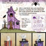 taller halloween llibreteria Gelida