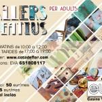 tallers creatius al Casino de Vilafranca
