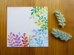vegetació colors